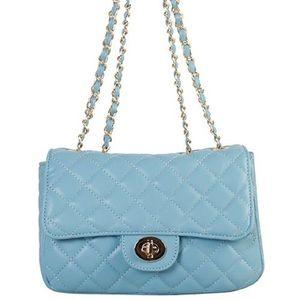 Handbags - DESIGNER QUILTED SHOULDER BAG